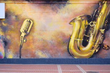 déco murale musique