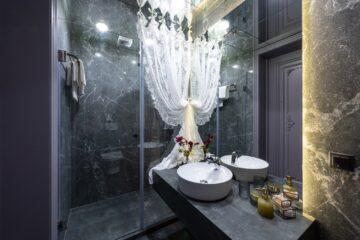 conseils pour accrocher le rideau de douche